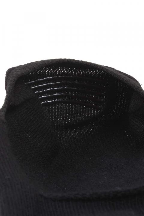 Claudio Invisible Socks Black 3PACK