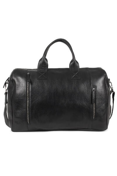 Still Nordic Clean XL Weekend Bag Black