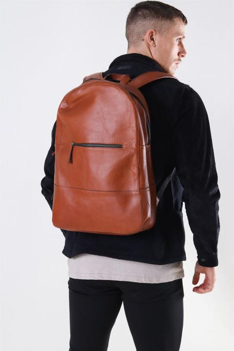 Still Nordic Clean XL Backpack Cognac