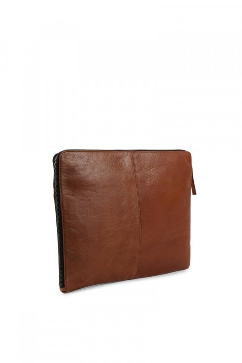 Still Nordic Clean Tablet Sleeve Cognac