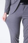 Selected Slim Jim Flex Bukser Light Grey Melange