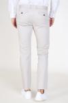 Selected Slim Carlo Pants B Noos Silver Lining