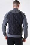 Fat Moose Wood Sport Jakke Black/Grey