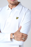 Lyle & Scott LS Polo Shirt White