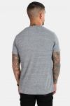 Superdry Orange Label Vintage Emb S/S T-skjorte Flint Steel Grit