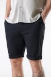 Denim Project Ponte Shorts Black