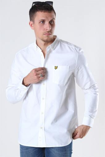 Oxford Skjorte White