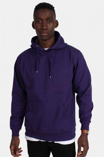 Hooded Genser Violet