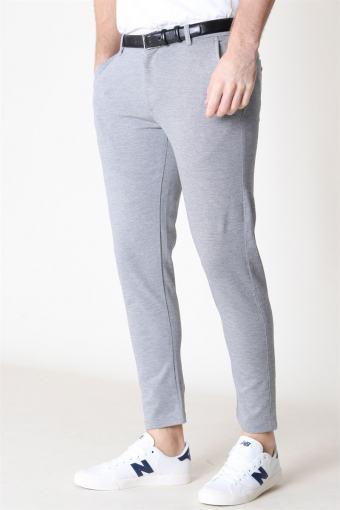 Dave Barro Pants Grey Melange