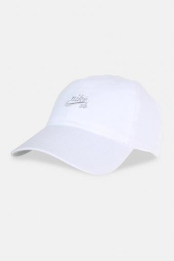 SB Icon H86 Caps White/Wolf Grey