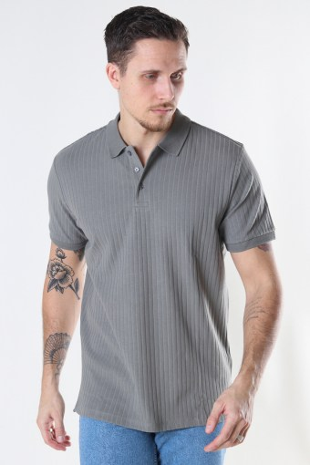 JPRBLAISAAC SS POLO New Sage REG FIT