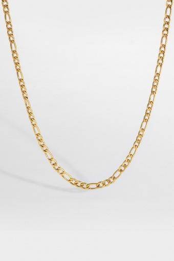 Antique Halskjede Guld