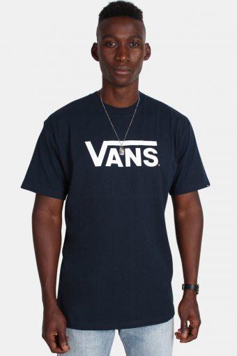 Classic T-skjorte Navy/White