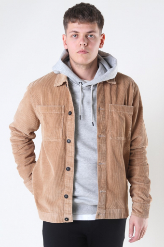 Phillipe Overshirt Oatmeal