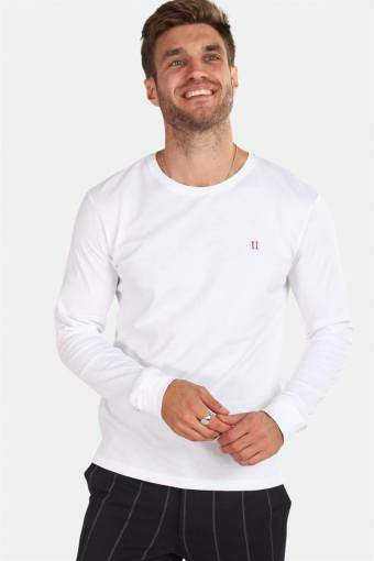Nørregaard LS t-shirt White
