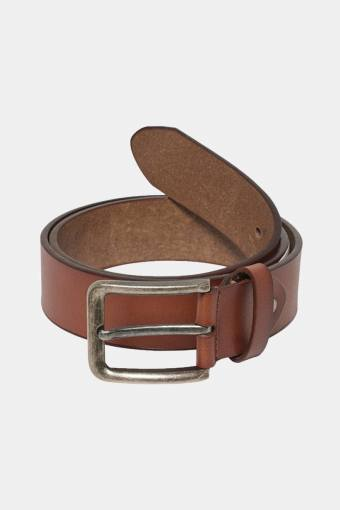 Charlton Leather Belt Cognac