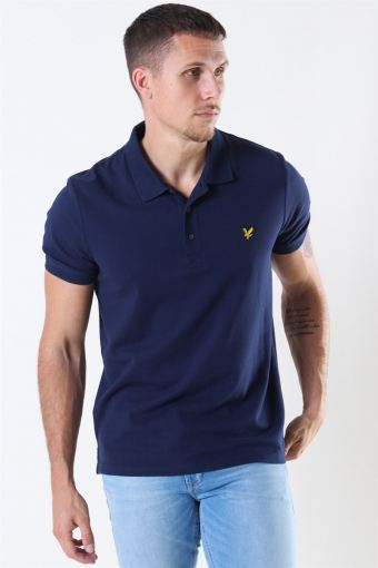 Plain Polo Navy