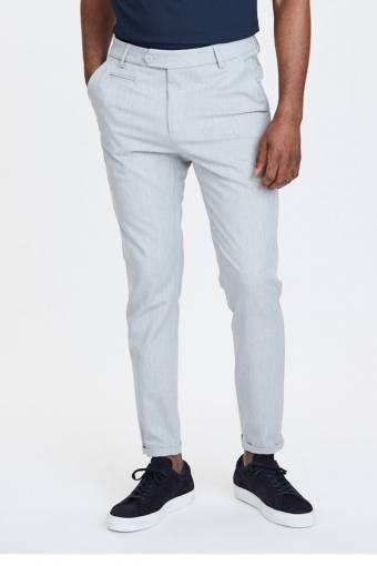 Como Suit Pants Snow Melange