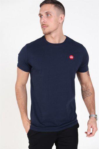 Timmi Recycled T-skjorte Navy