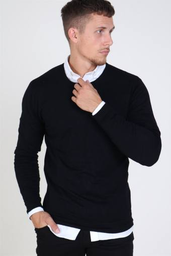 Tailored & originals Mont Strikke Black