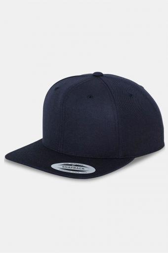 Flexfit Classic Snapback Caps Dark Navy