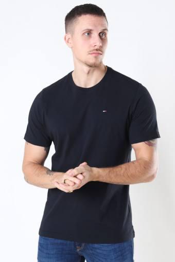Original Jersey T-shirt Tommy Black