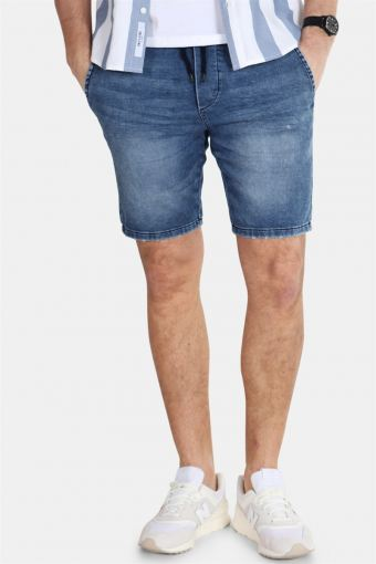 Rod SW Shorts Blue PK 2455 Blue Denim