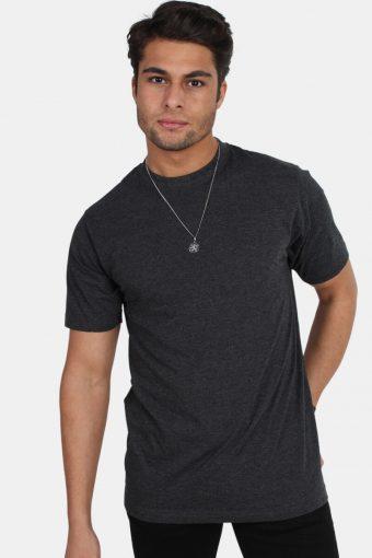 T-skjorte Antracit
