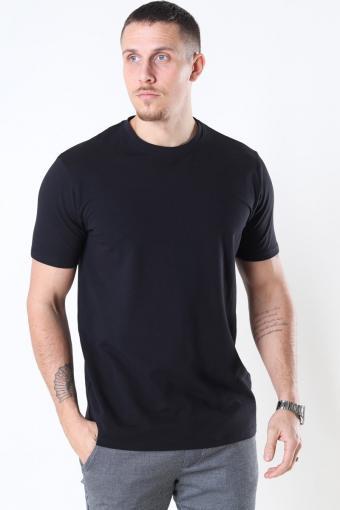 Tailored & Originals Shawn SS T-shirt Black