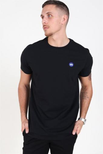 Timmi Recycled T-skjorte Black