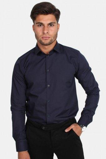 Tailored & Originals York Skjorte Insignia Blue