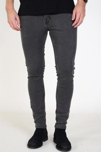 Mr. Red Jeans Grey