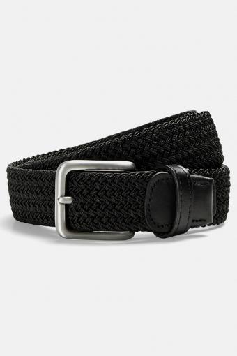 Jack & Jones Spring Woven Belte Black