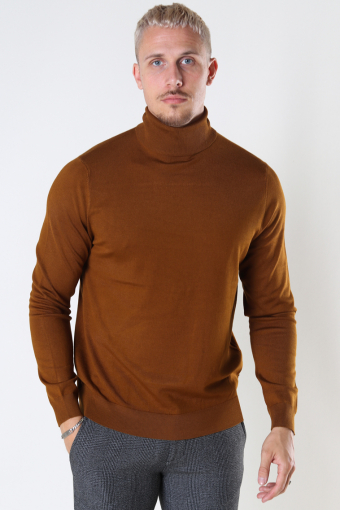 ONSWYLER LIFE ROLL NECK KNIT NOOS Monks Robe