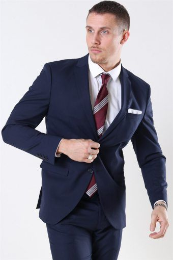 New One Mylo Logan Blazer Navy