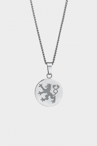 Lionheart Pendant Halskjede Silver