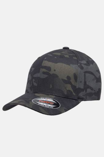Multicam Cap Black
