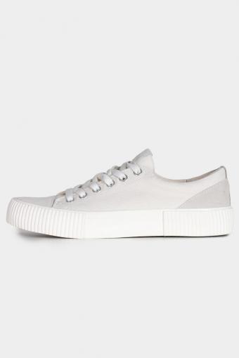 Bushwick Canvas Sneakers White