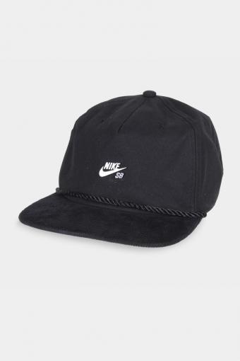 SB Waxed Canvas Caps Black/Black