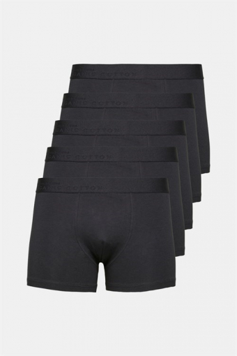 Haiden 5-Pack Trunks Black