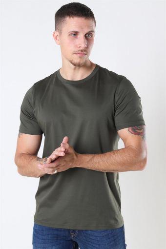 Mos Mosh Perry Basic T-shirt Army