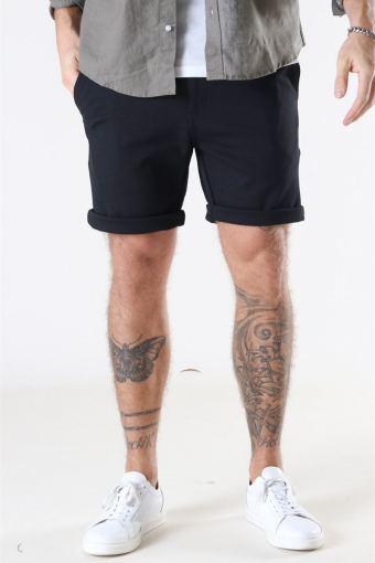 Clean Cut Milano Jersey Shorts Black