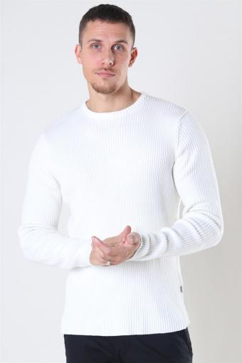 Miton Strikke Off White