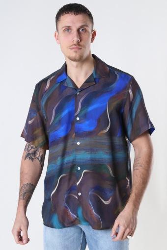 Maha Cuba shirt Brown