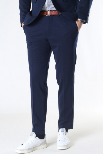 Slim Jim Flex Bukser Navy Blazer
