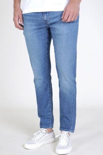 512 Slim Taper Fit Pants Light Mid Blue