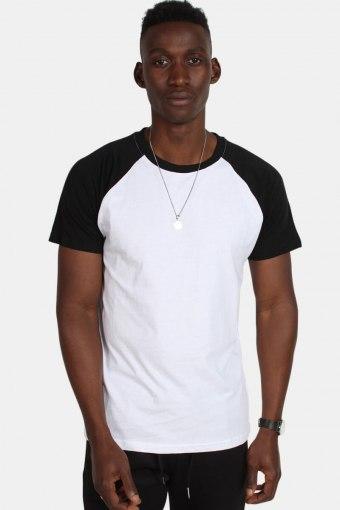 Klokkeban Classics Tb639 T-shirt White/Black
