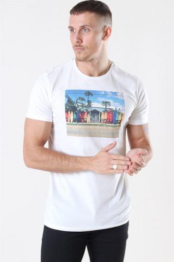 Kronstandt Print 8 T-shirt