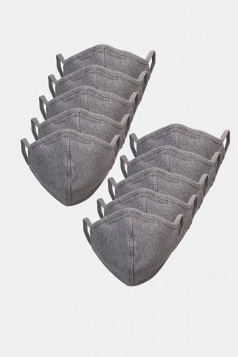 10-Pack Munnstykke Oxford Grey