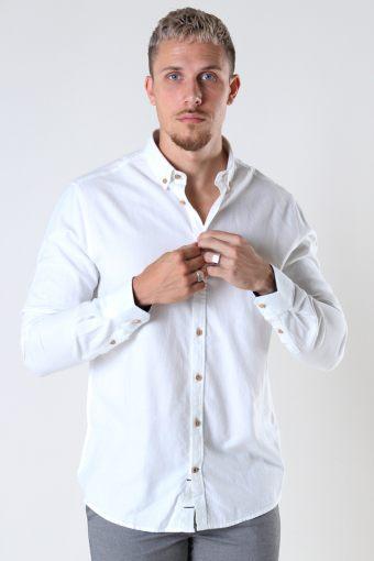 Johan Diego Cotton shirt Off White